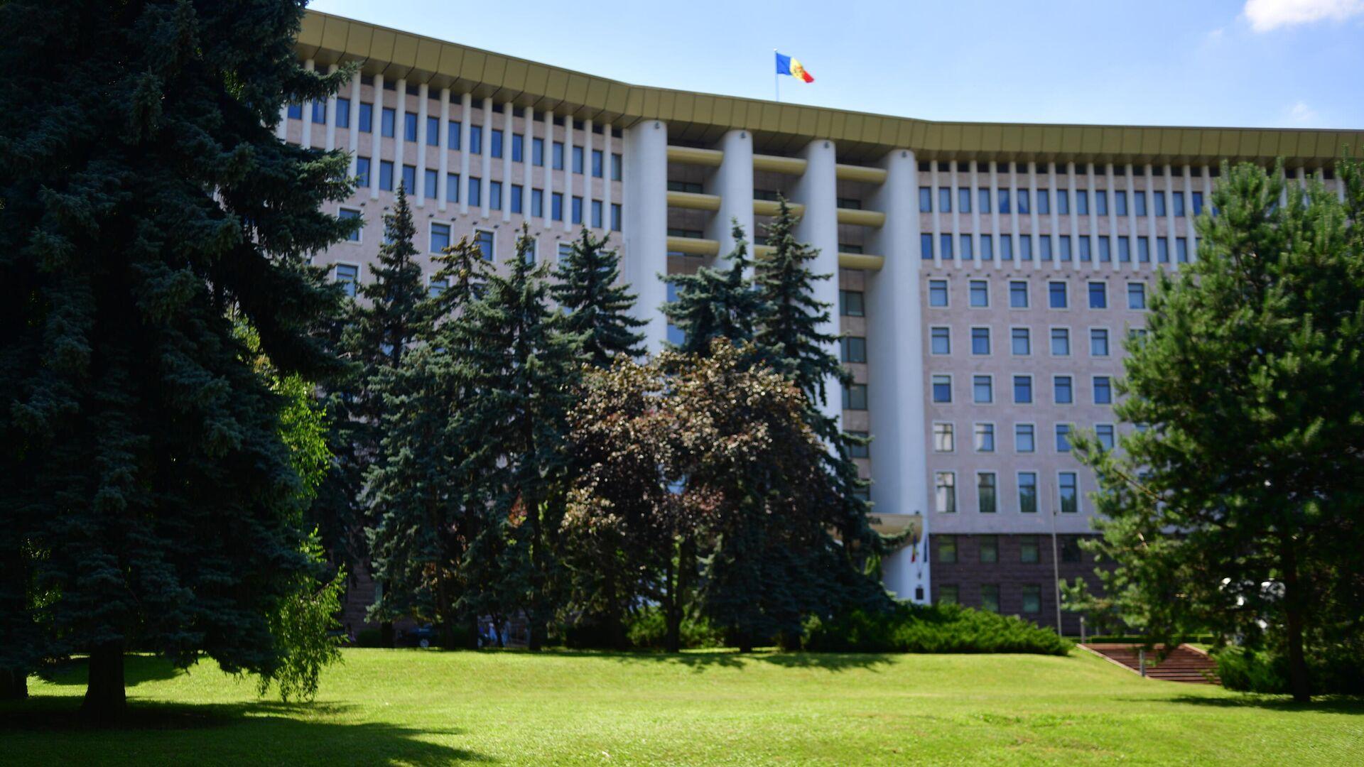 Здание парламента Молдавии в Кишиневе - РИА Новости, 1920, 14.10.2021