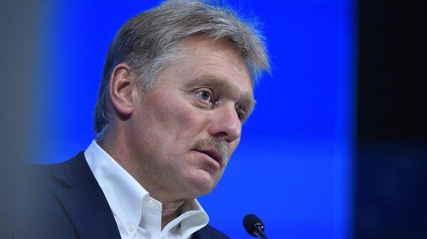 Заместитель руководителя администрации президента - пресс-секретарь президента РФ Дмитрий Песков