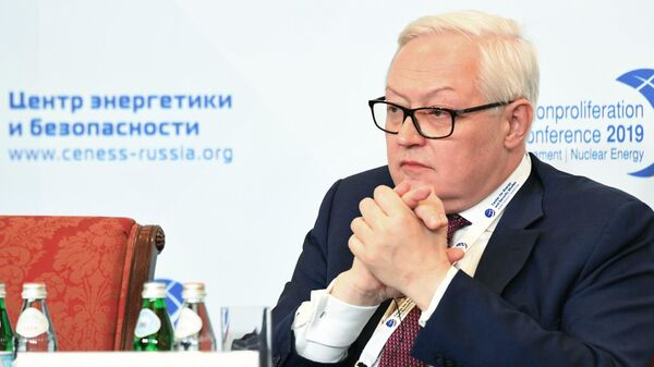 Диалог России с США станет интенсивнее? Интервью Сергея Рябкова, часть 2