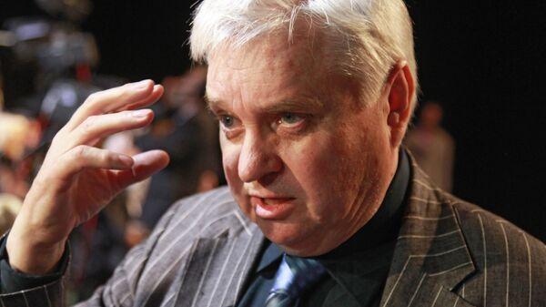 Писатель и кинорежиссер Александр Стефанович
