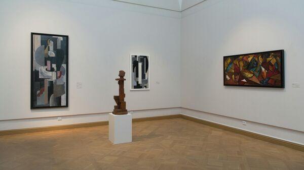 Выставка Итальянский футуризм и русский кубофутуризм