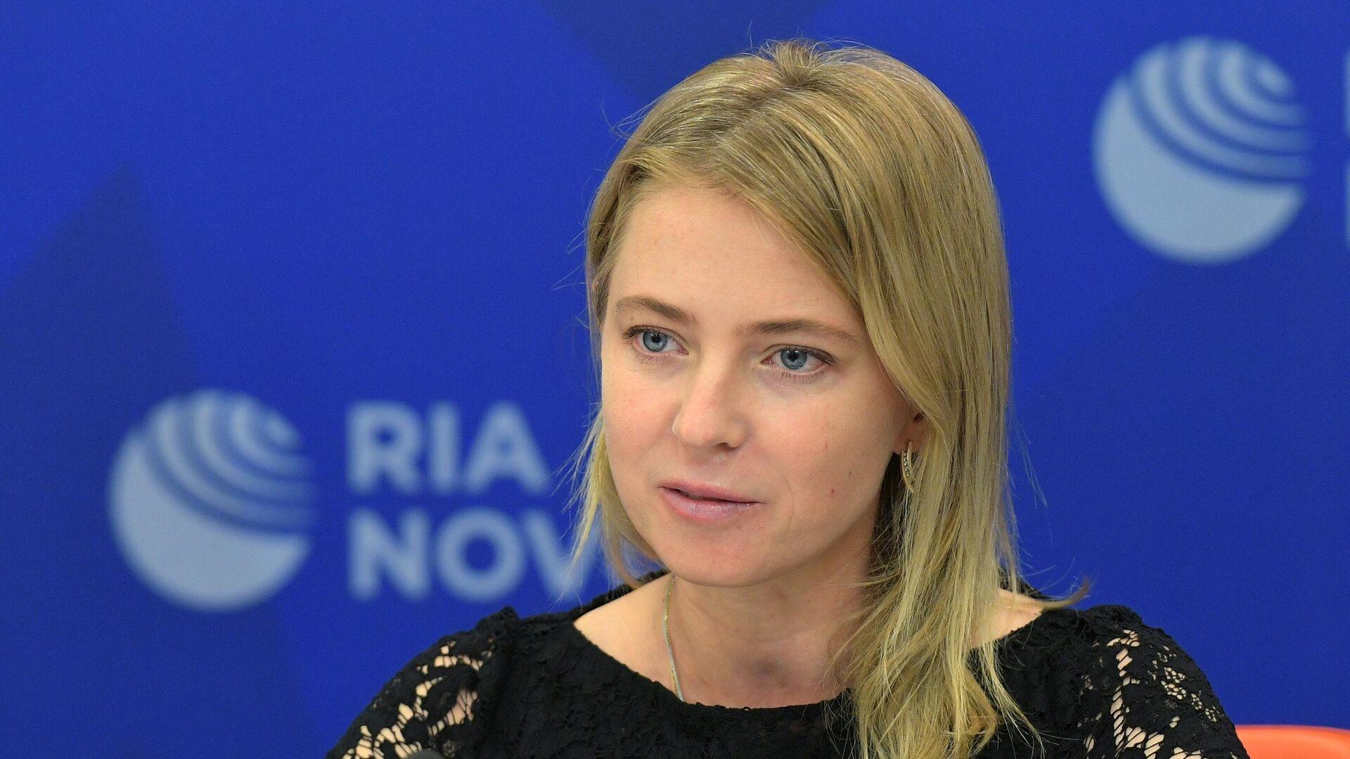 Депутат Госдумы Поклонская предложила изменить подход при формировании власти в Крыму
