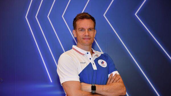 Главный тренер мужской сборной России по волейболу Туомас Саммелвуо