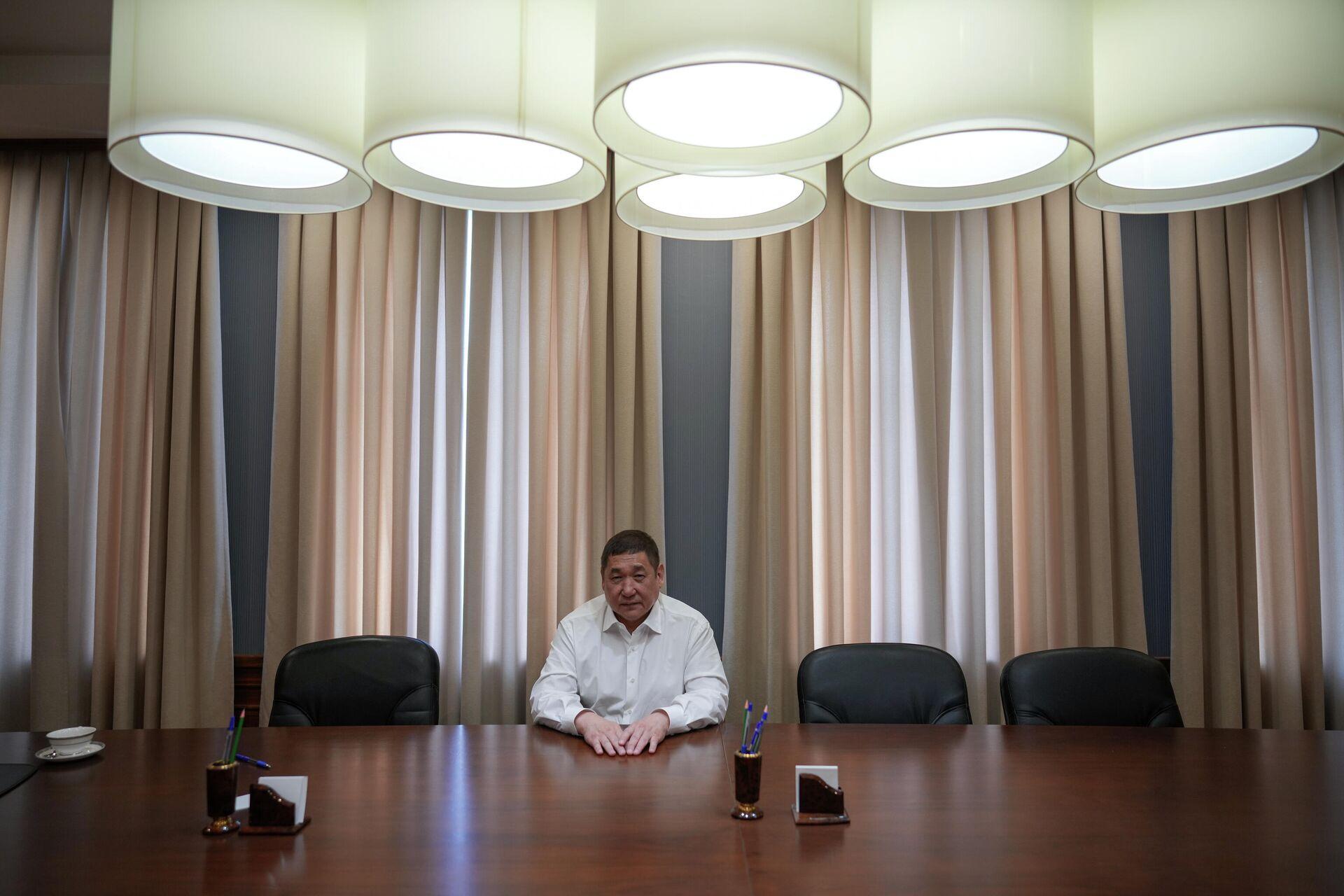 Глава Мосжилинспекции Олег Кичиков - РИА Новости, 1920, 21.07.2021