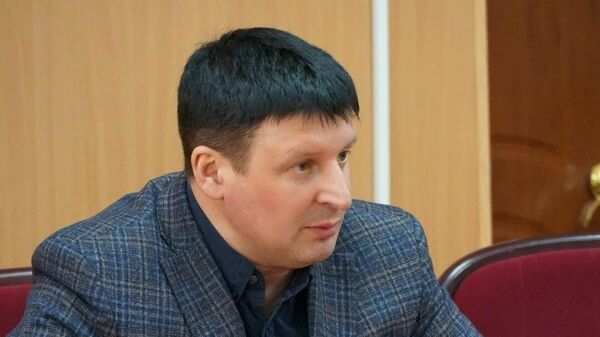 Мэр Углегорска Сергей Дорощук