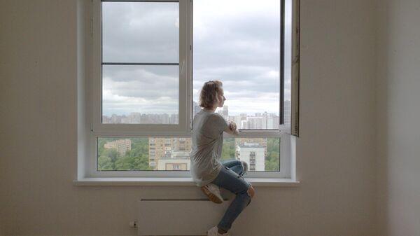 Дом, введенный по программе реновации жилищного фонда