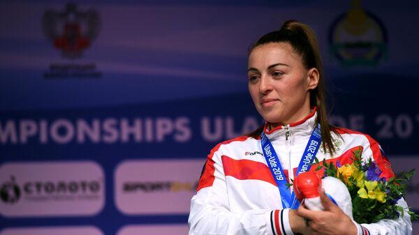 Саадат Далгатова