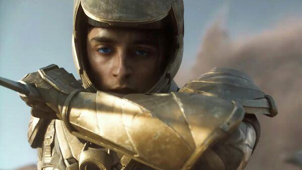 Кадр из трейлера фильма Дюна