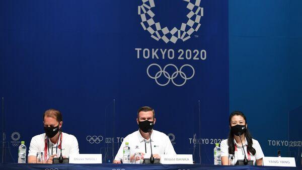 Олимпиада-2020. Пресс-конференция WADA