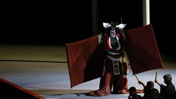 Церемония открытия Олимпийских игр 2020