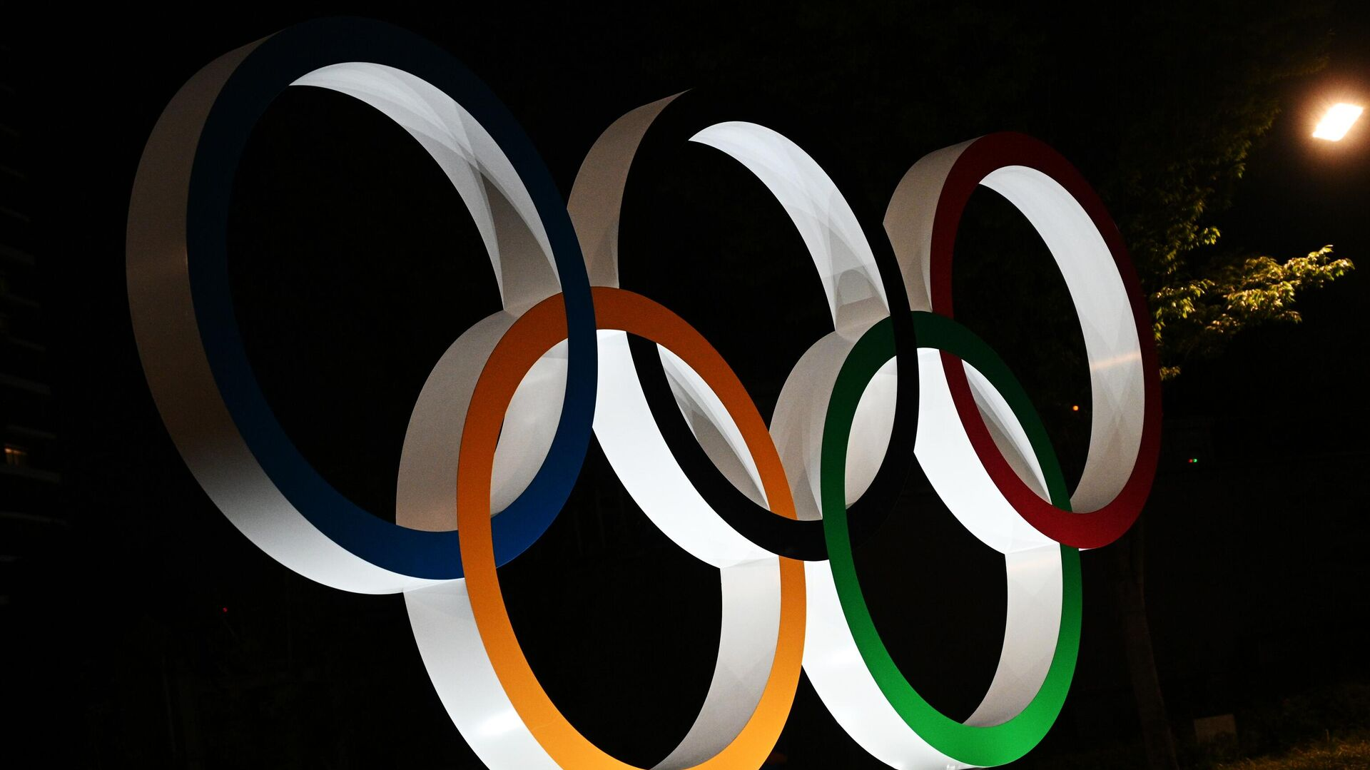 Токио накануне открытия Олимпийских игр - РИА Новости, 1920, 23.09.2021