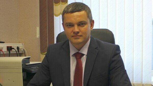 Министр цифрового развития и связи Амурской области Александр Курдюков