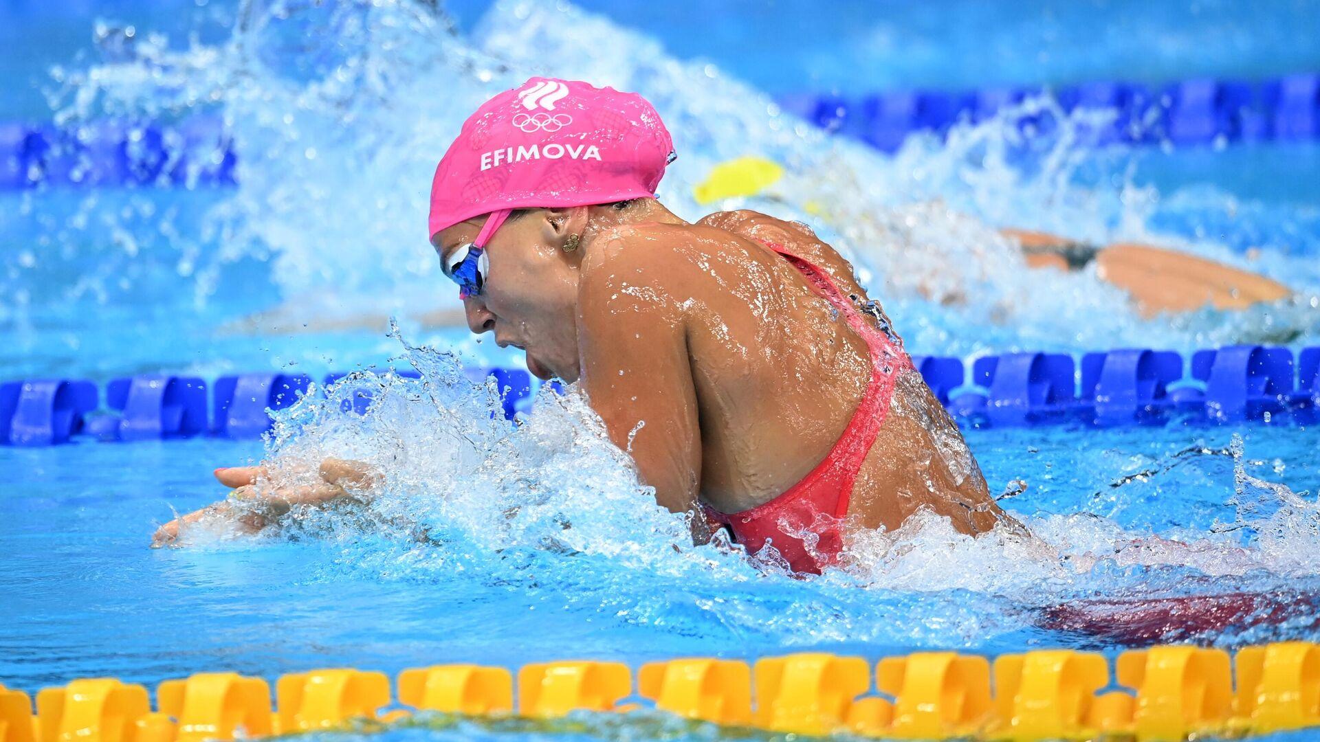 Олимпиада-2020. Плавание. Второй день - РИА Новости, 1920, 26.07.2021