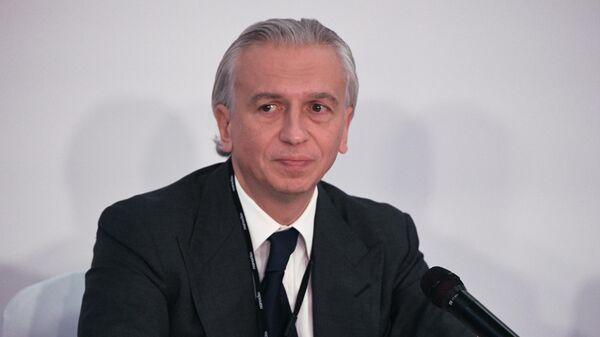 Президент Российского футбольного союза (РФС) Александр Дюков