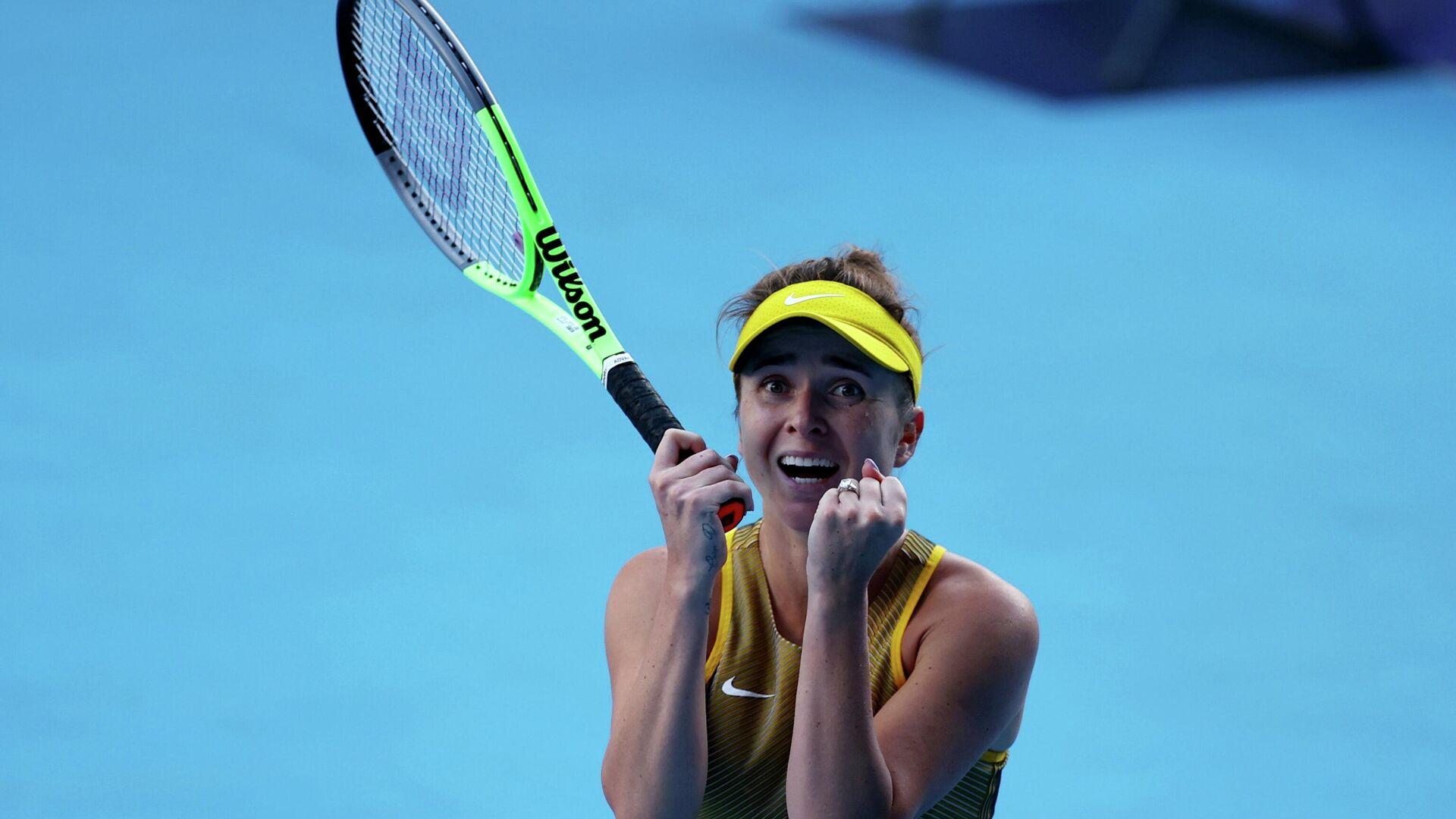 Украинская теннисистка Элина Свитолина - РИА Новости, 1920, 27.07.2021