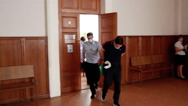 Украинские шпионы осуждены за контрабанду деталей к С-300. Кадры ФСБ