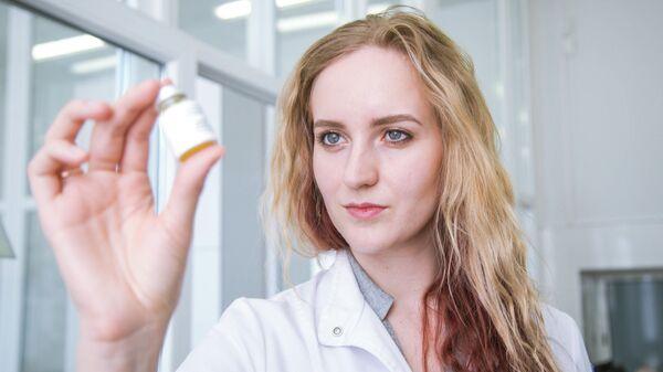 Врач - клинический фармаколог Центра клинических исследований БФУ им. И. Канта Екатерина Моисеева