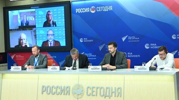Sputnik и Télam организовали онлайн-площадку для российско-аргентинского диалога