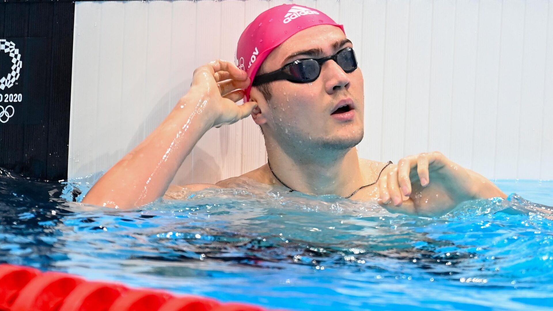 Олимпиада-2020. Плавание. Пятый день - РИА Новости, 1920, 29.07.2021