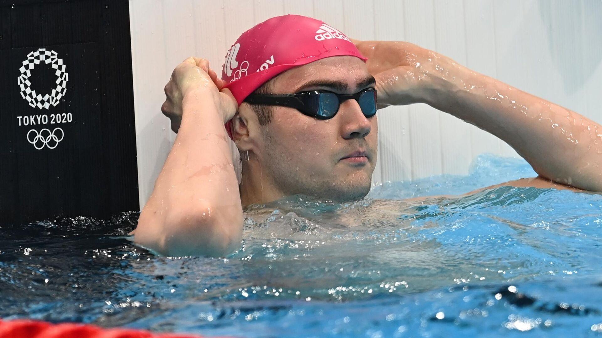 Олимпиада-2020. Плавание. Четвертый день - РИА Новости, 1920, 31.07.2021