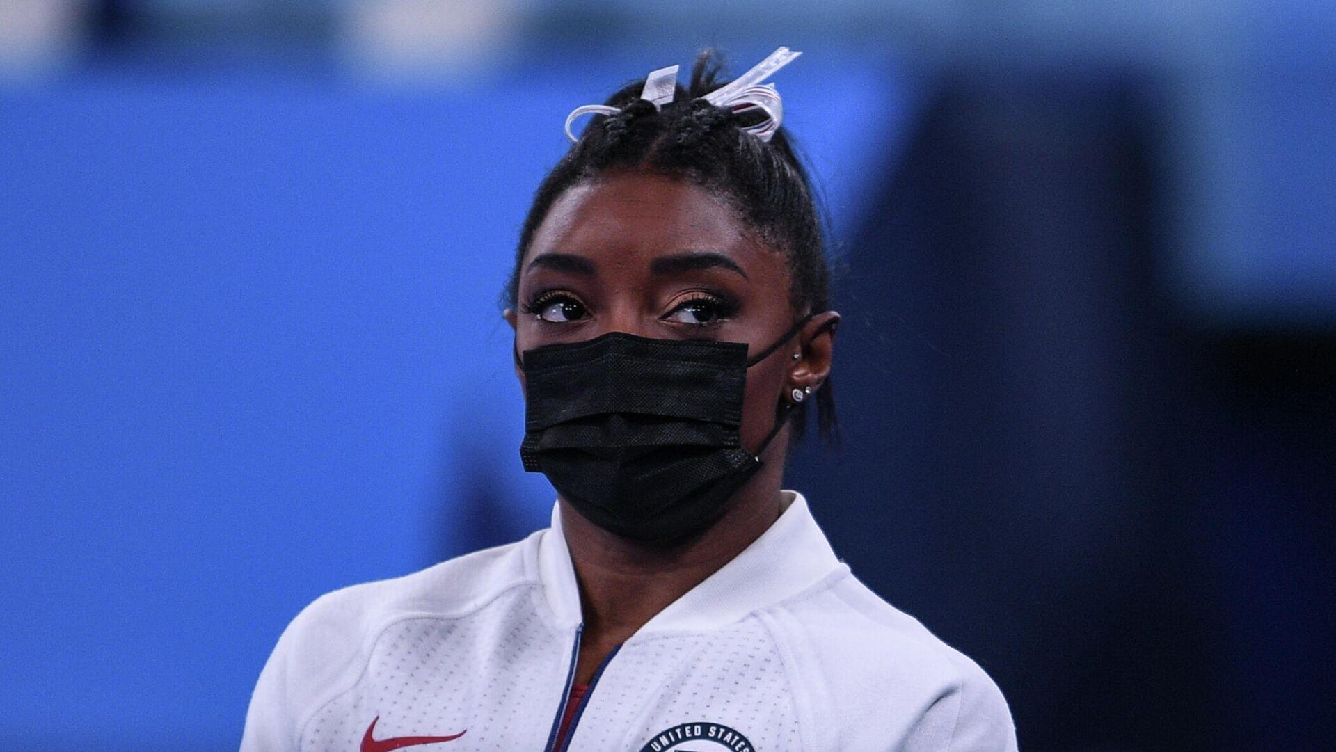 Олимпиада-2020. Спортивная гимнастика. Женщины. Командное многоборье - РИА Новости, 1920, 25.09.2021