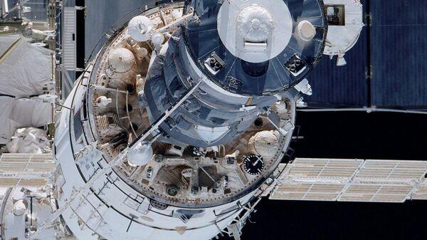 Модуль Звезда Международной космической станции