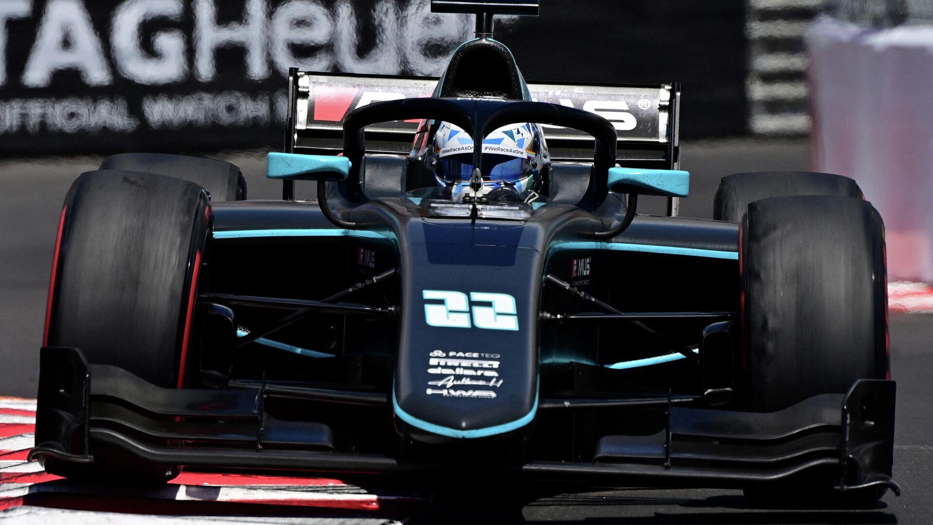 Резервный пилот команды Формулы-1 Уильямс Джек Эйткен - РИА Новости, 1920, 01.08.2021