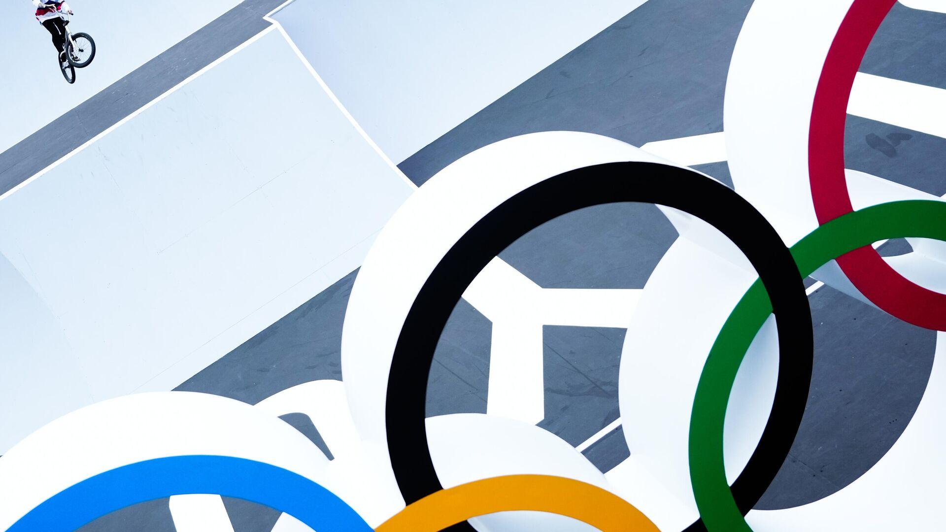 Олимпиада-2020. Велоспорт. BMX-фристайл - РИА Новости, 1920, 01.08.2021