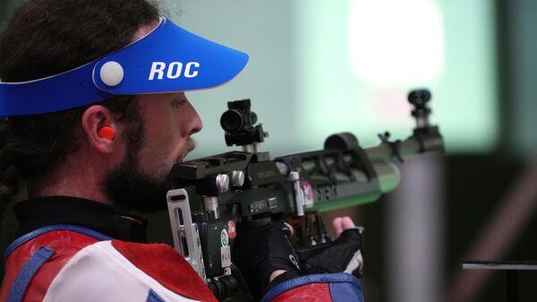 Олимпиада-2020. Стрельба. Пневматическая винтовка. Смешанная команда
