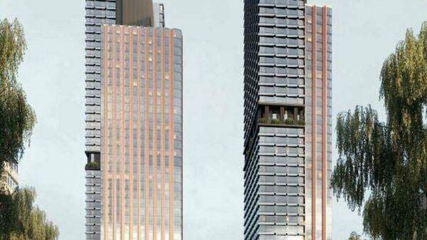Проект многофункционального жилого комплекса на Большой Черемушкинской улице в Москве