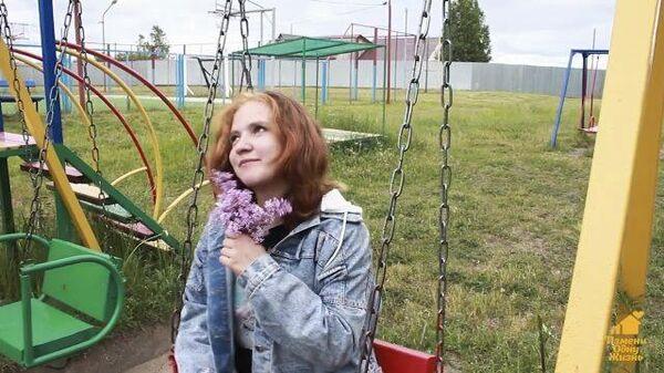 Виолетта Ч., август 2007, Томская область