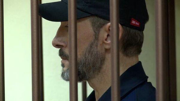Украинца осудили за попытку контрабанды деталей ЗРК. Кадры ФСБ