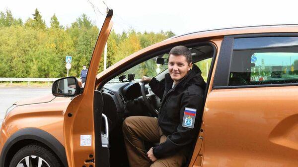 Губернатор ЯНАО в третий раз совершит поездку по региону за рулем