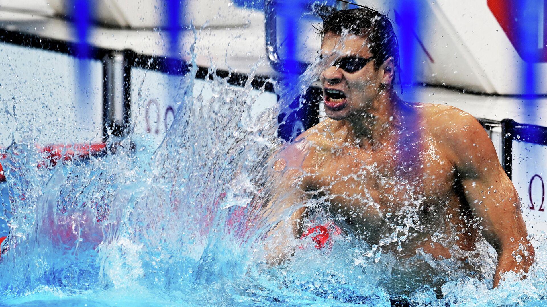 Олимпиада-2020. Плавание. Третий день - РИА Новости, 1920, 19.09.2021