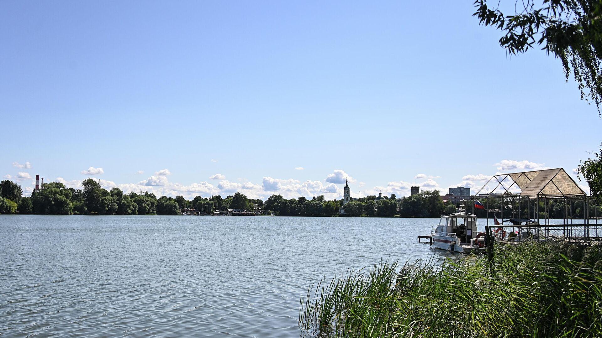 Косинские озера в Москве - РИА Новости, 1920, 04.08.2021