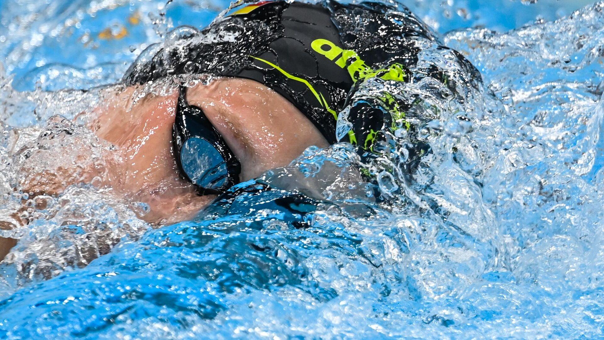 Олимпиада-2020. Плавание. Восьмой день - РИА Новости, 1920, 05.08.2021