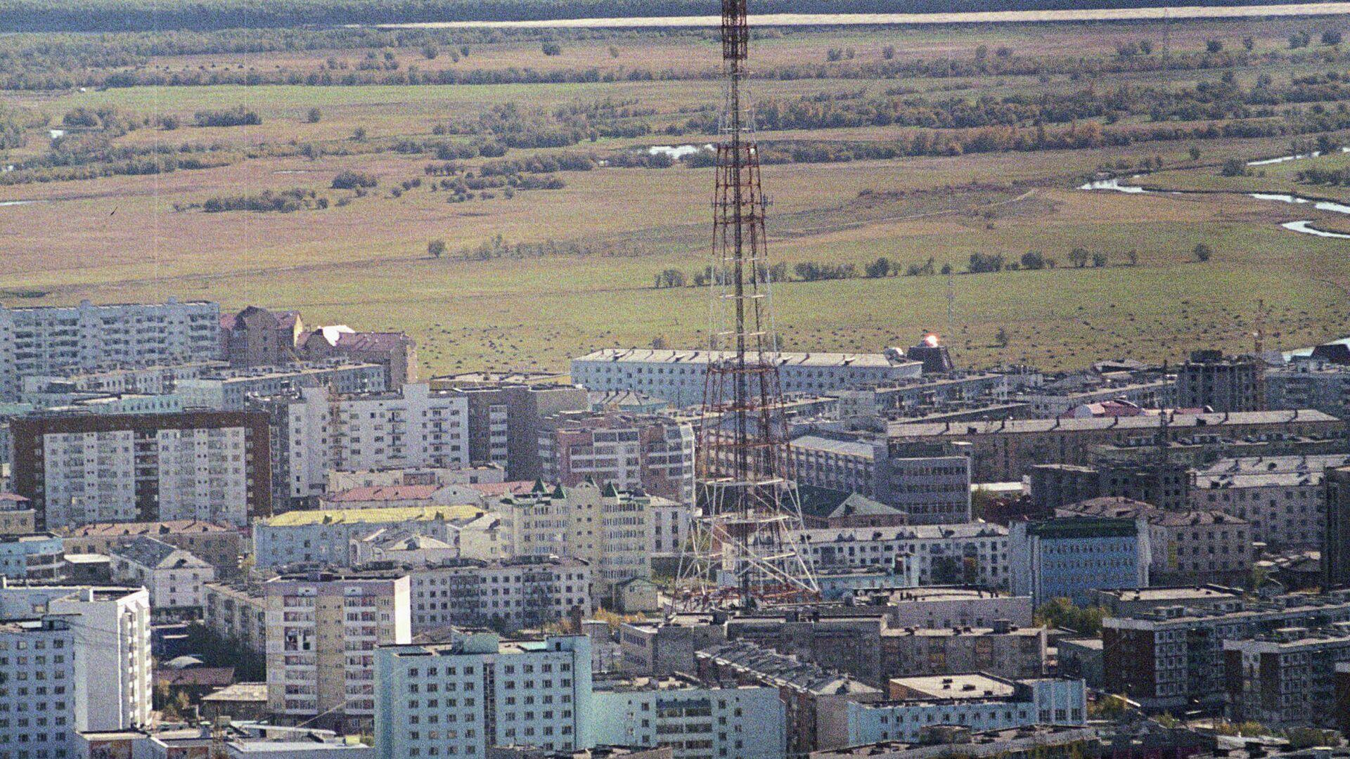 Вид на город Якутск - РИА Новости, 1920, 05.08.2021