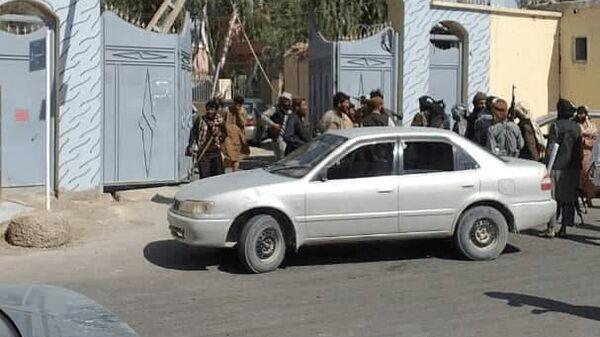 Члены Талибана (движение запрещено в России как террористическое)