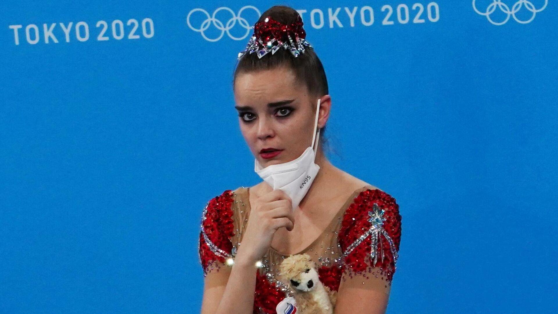 Олимпиада-2020. Художественная гимнастика. Индивидуальное многоборье - РИА Новости, 1920, 07.08.2021