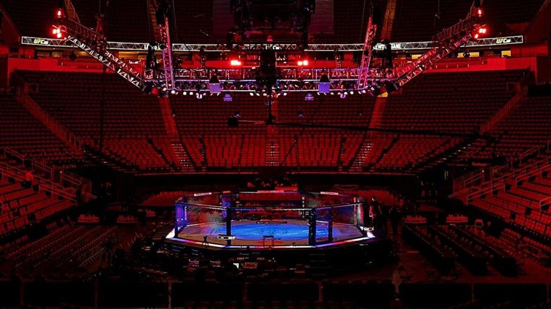 Октагон UFC - РИА Новости, 1920, 31.08.2021
