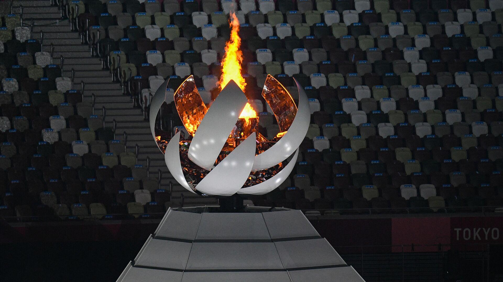 Церемония закрытия XXXII летних Олимпийских игр в Токио - РИА Новости, 1920, 08.08.2021