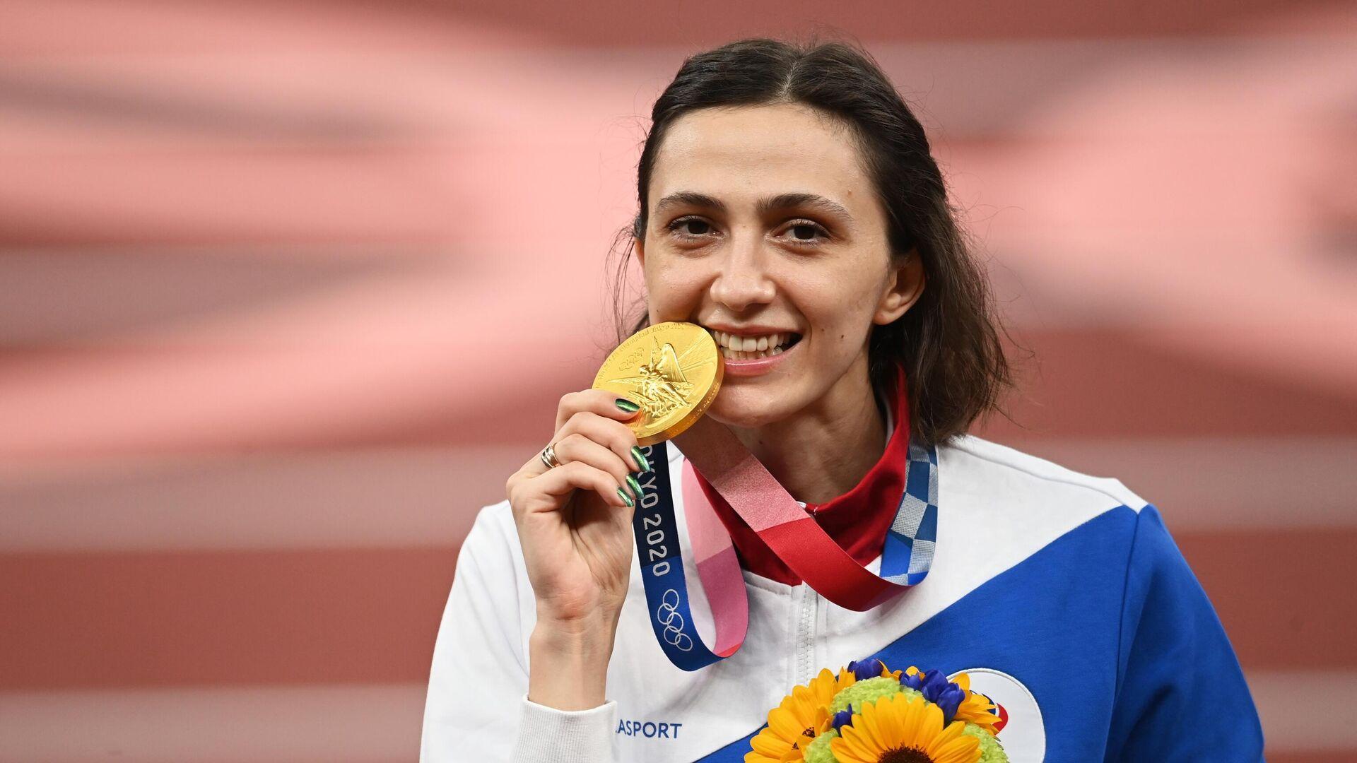 Олимпиада-2020. Прыжки в высоту. Женщины - РИА Новости, 1920, 14.09.2021