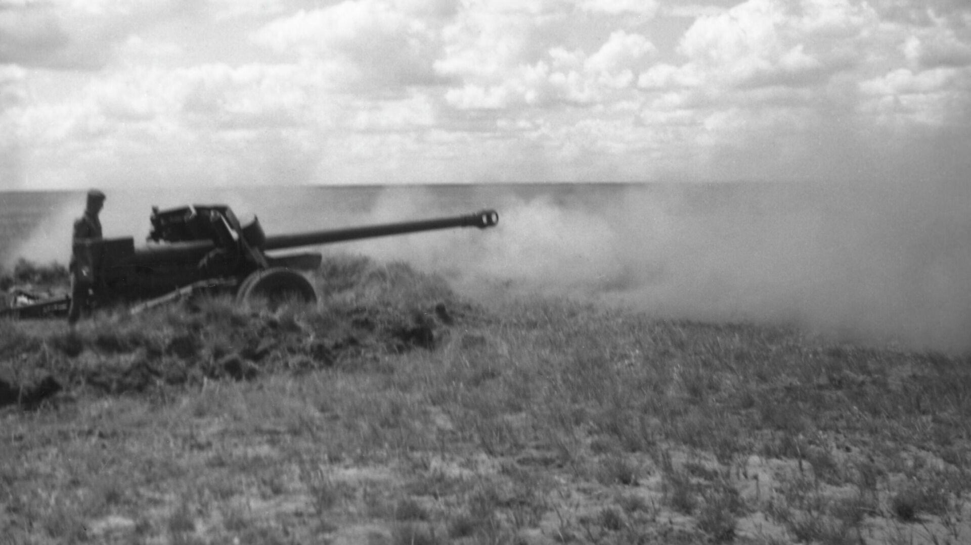 Наступательная операция советских войск против Квантунской армии - РИА Новости, 1920, 09.08.2021