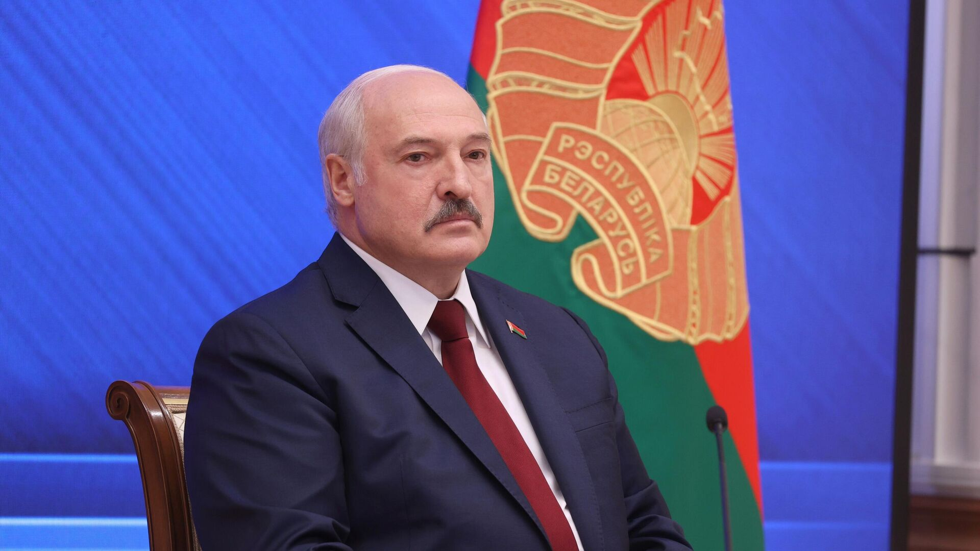 Президент Белоруссии Александр Лукашенко - РИА Новости, 1920, 14.10.2021