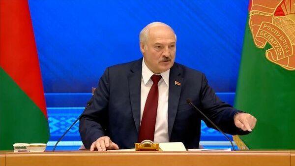 Не надо гадать, — Лукашенко ответил на вопрос, когда уйдет с поста президента