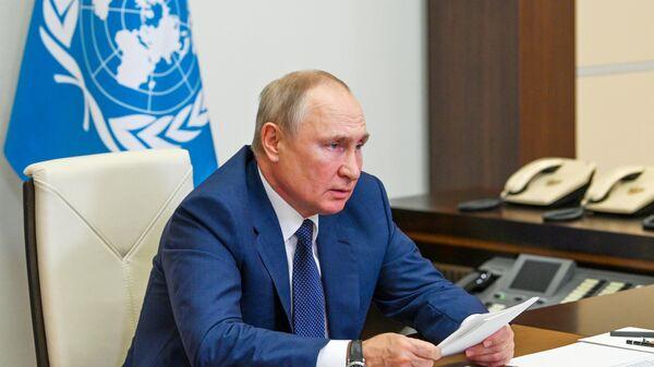 Путин предложил членам Совбеза обсудить взаимодействие со странами СНГ