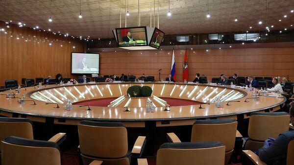 Заседание экспертного совета Агентства стратегических инициатив