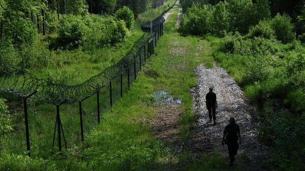 Латвийско-белорусская граница