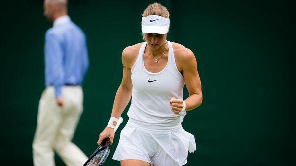 Российская теннисистка Людмила Самсонова
