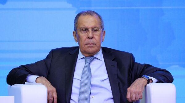 Министр иностранных дел РФ Сергей Лавров в Ростовской области